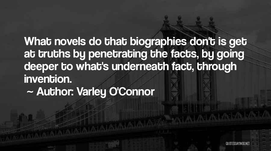 Varley O'Connor Quotes 174241