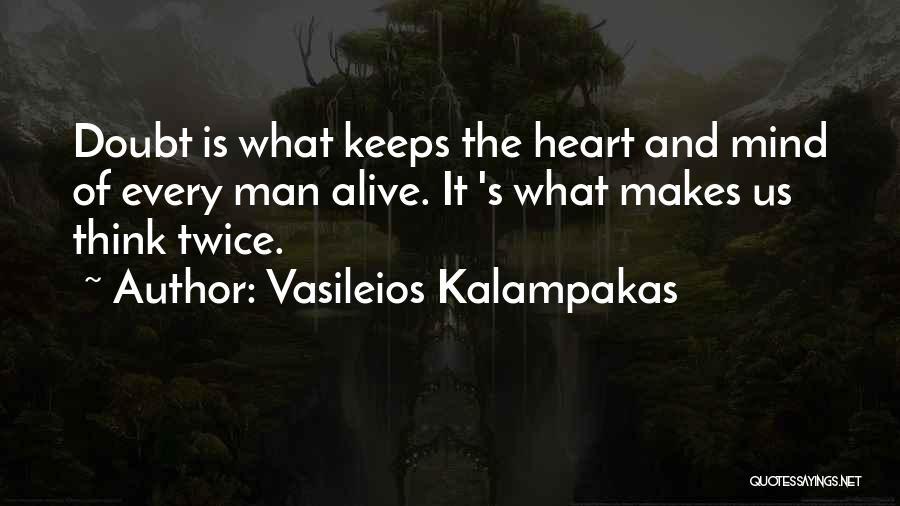 Vasileios Kalampakas Quotes 209735