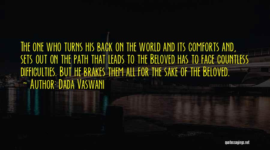 Vaswani Quotes By Dada Vaswani