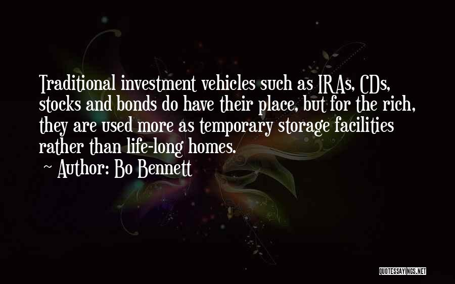 Vehicles Quotes By Bo Bennett
