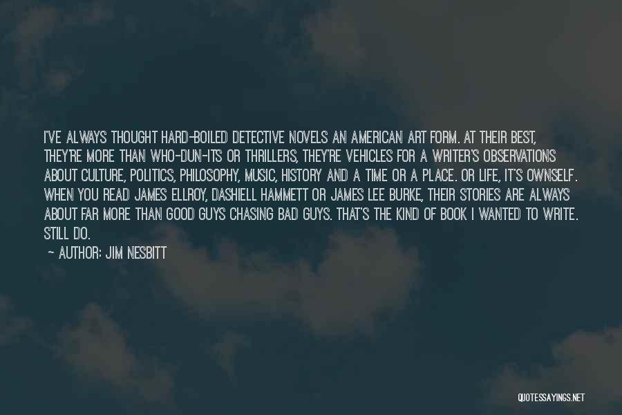 Vehicles Quotes By Jim Nesbitt