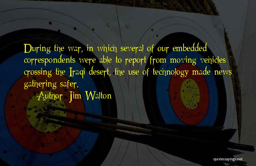 Vehicles Quotes By Jim Walton