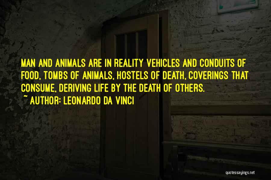 Vehicles Quotes By Leonardo Da Vinci