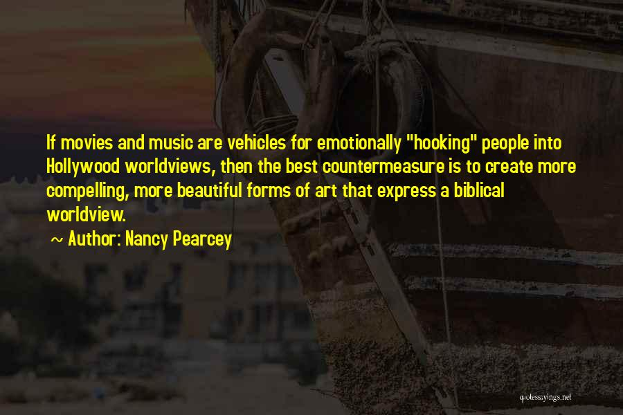 Vehicles Quotes By Nancy Pearcey
