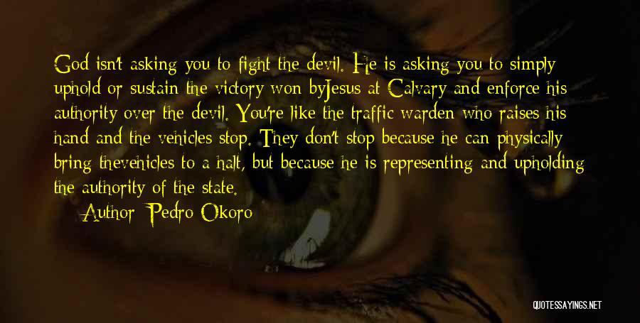 Vehicles Quotes By Pedro Okoro