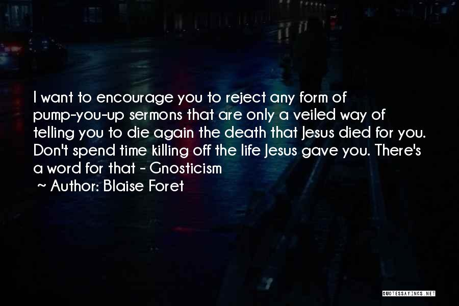 Veiled Quotes By Blaise Foret