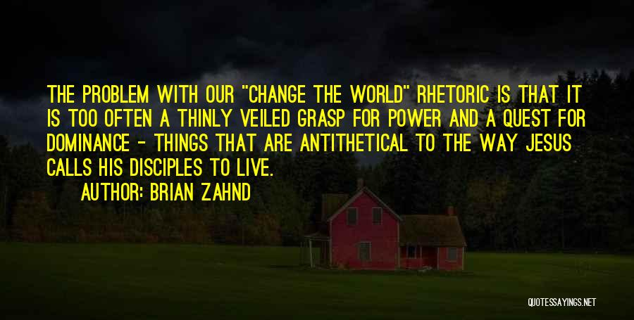 Veiled Quotes By Brian Zahnd