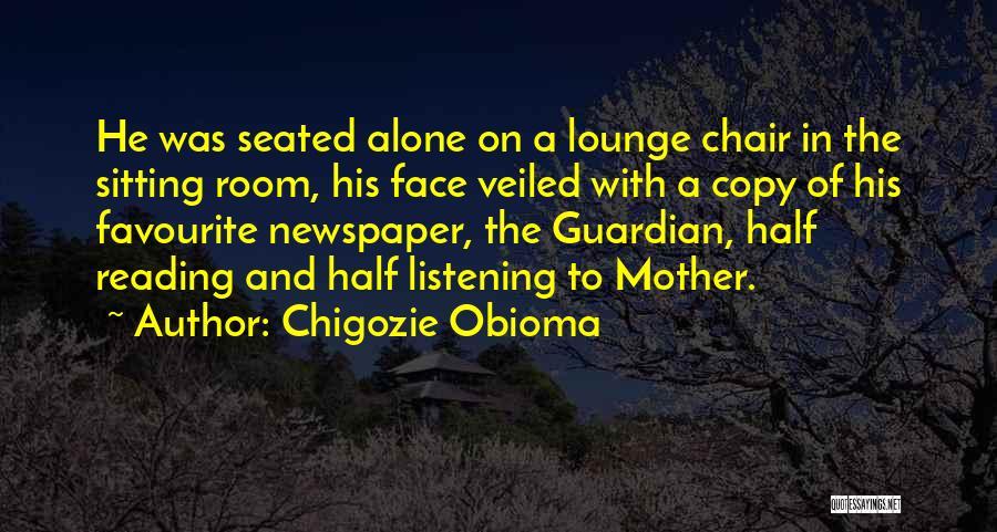 Veiled Quotes By Chigozie Obioma