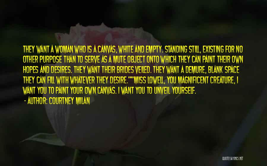 Veiled Quotes By Courtney Milan