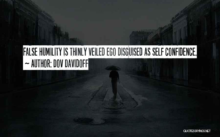 Veiled Quotes By Dov Davidoff