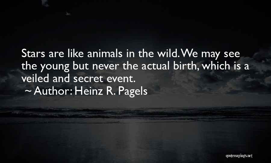 Veiled Quotes By Heinz R. Pagels