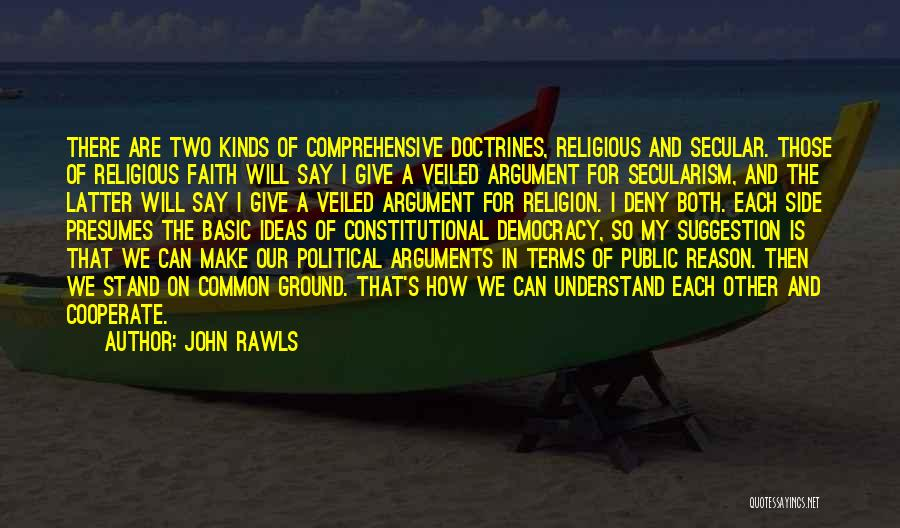 Veiled Quotes By John Rawls