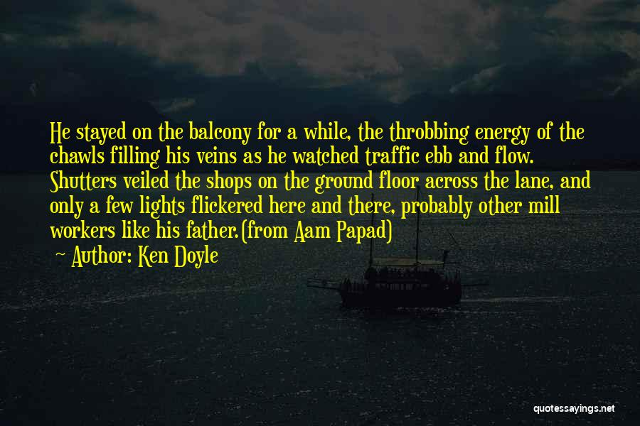 Veiled Quotes By Ken Doyle