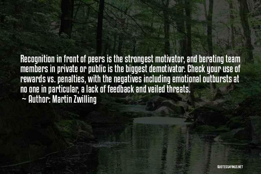 Veiled Quotes By Martin Zwilling