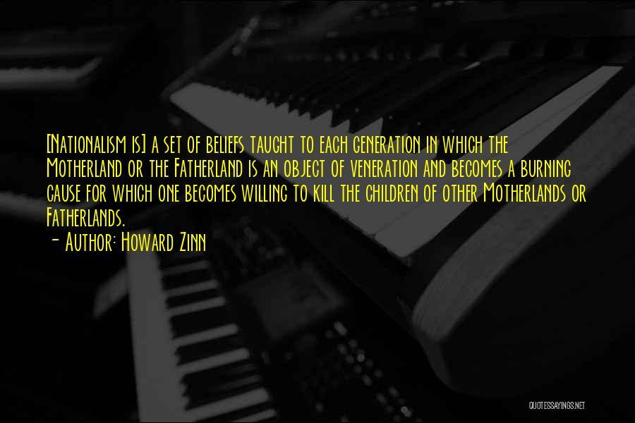Veneration Quotes By Howard Zinn