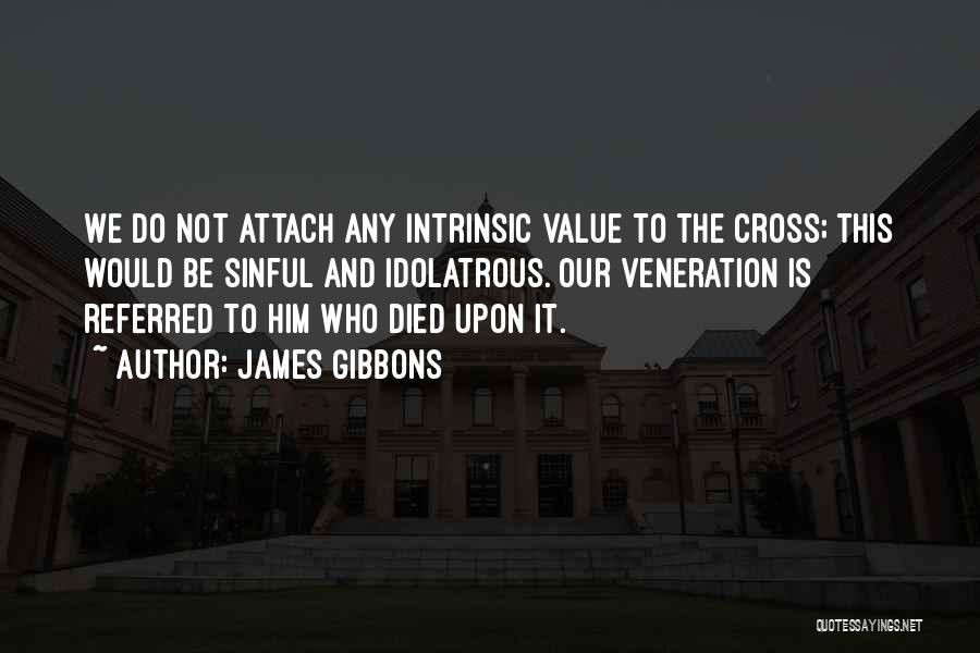 Veneration Quotes By James Gibbons