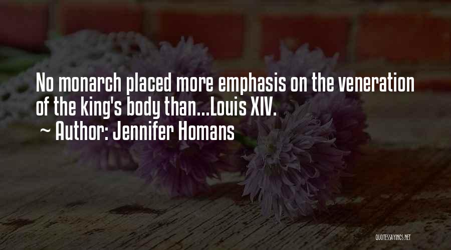 Veneration Quotes By Jennifer Homans