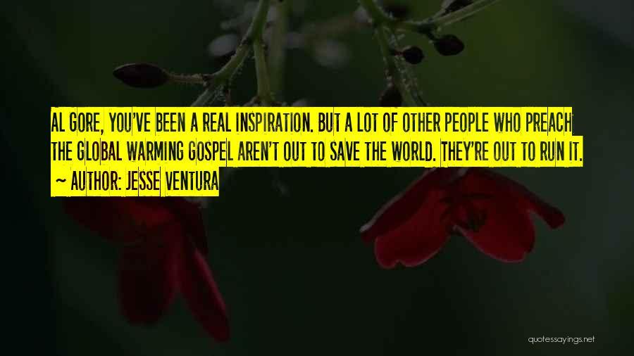 Ventura Quotes By Jesse Ventura