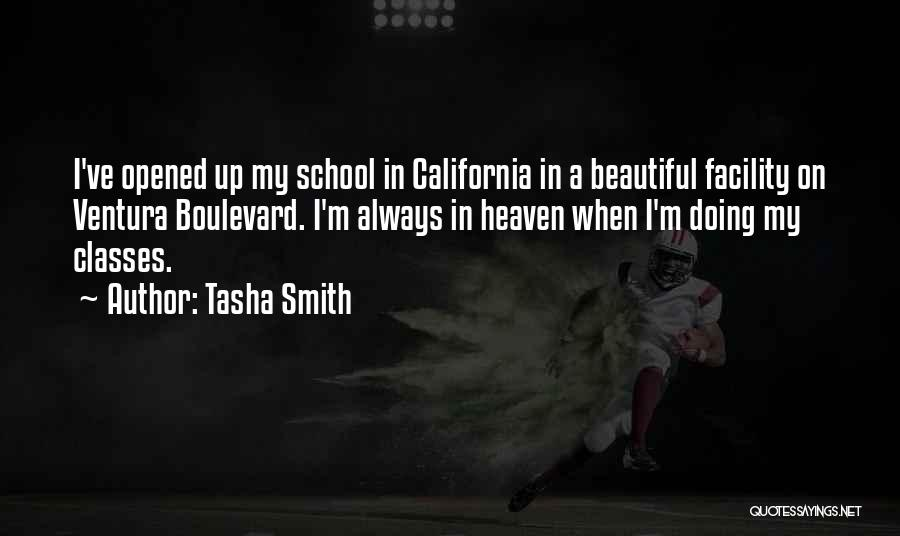 Ventura Quotes By Tasha Smith
