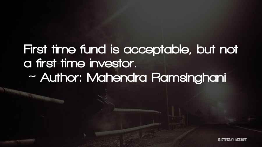 Venture Capital Quotes By Mahendra Ramsinghani