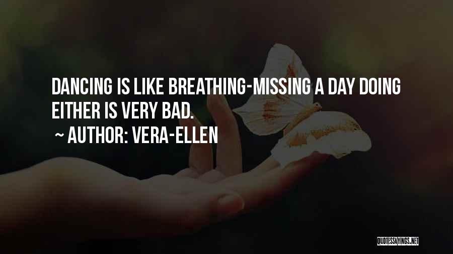 Vera-Ellen Quotes 2038812