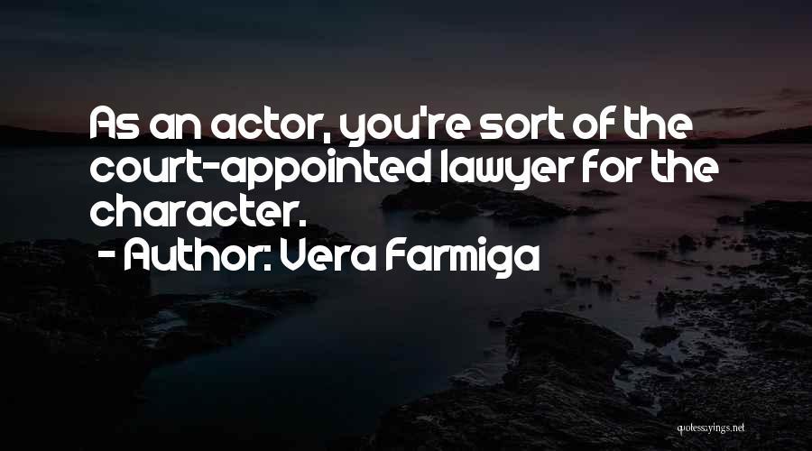 Vera Farmiga Quotes 1637820