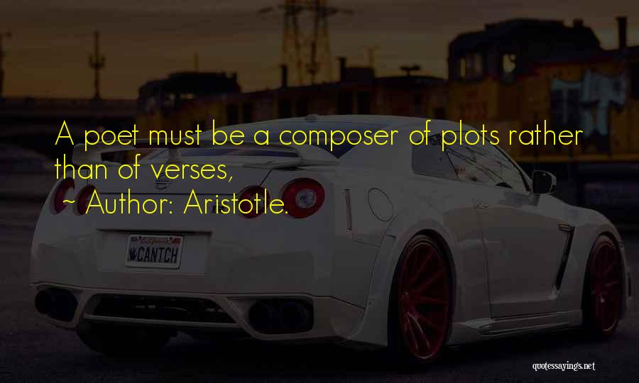 Verses Quotes By Aristotle.
