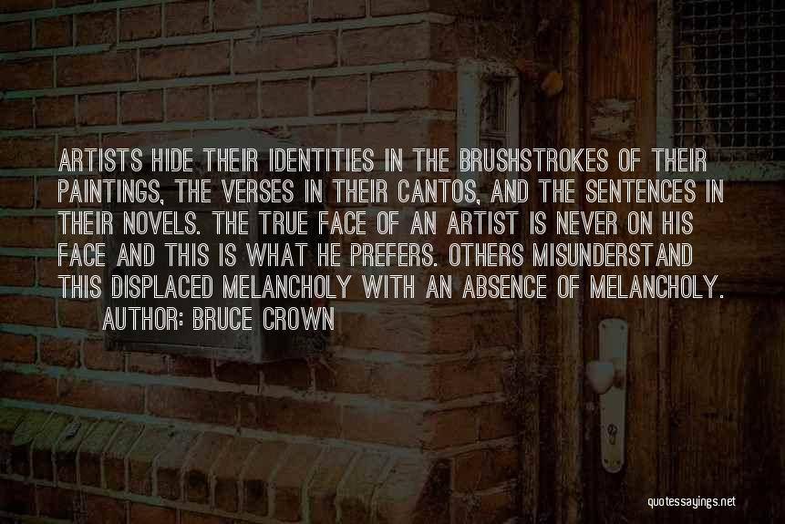 Verses Quotes By Bruce Crown