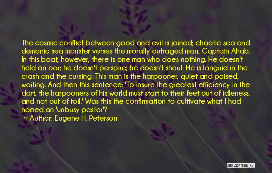 Verses Quotes By Eugene H. Peterson
