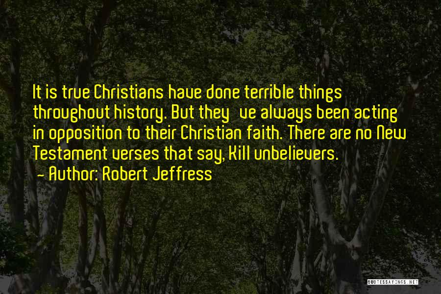 Verses Quotes By Robert Jeffress
