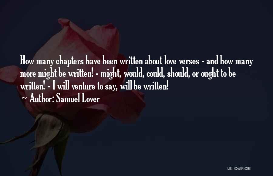 Verses Quotes By Samuel Lover