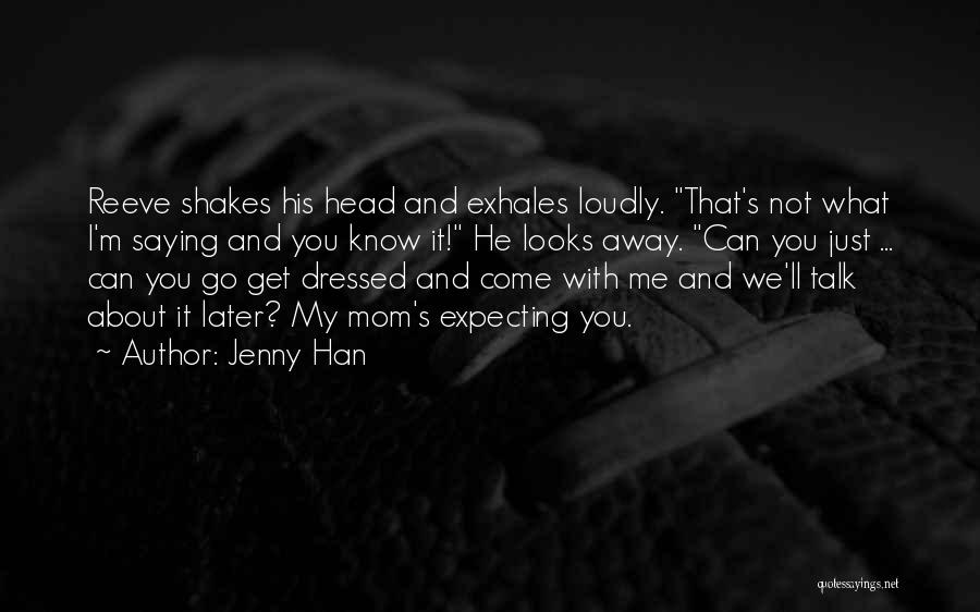 Very Cute Couple Quotes By Jenny Han