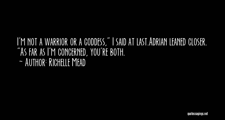 Very Cute Couple Quotes By Richelle Mead