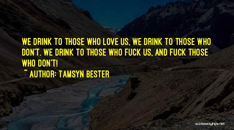 Very Funny Inspirational Quotes By Tamsyn Bester