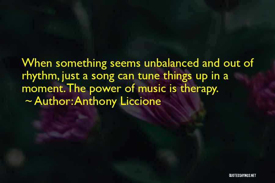 Very Happy Mood Quotes By Anthony Liccione