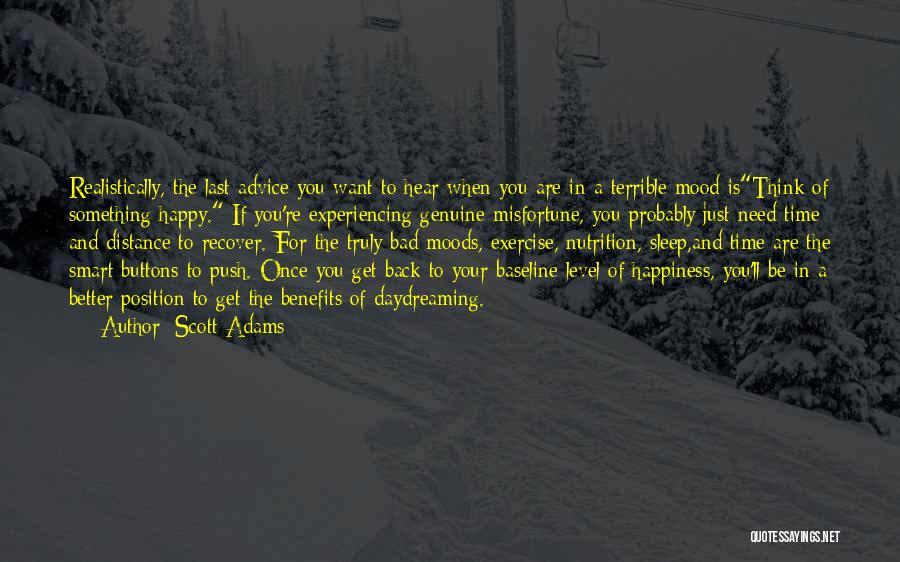 Very Happy Mood Quotes By Scott Adams