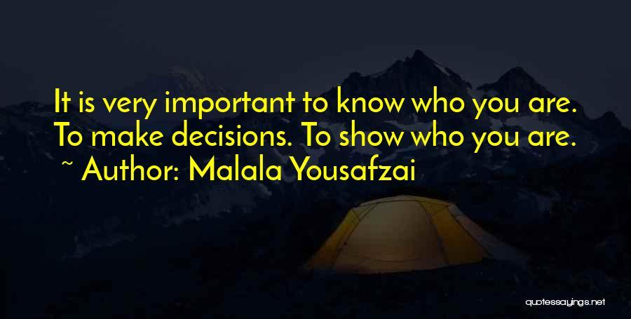Very Motivational Quotes By Malala Yousafzai
