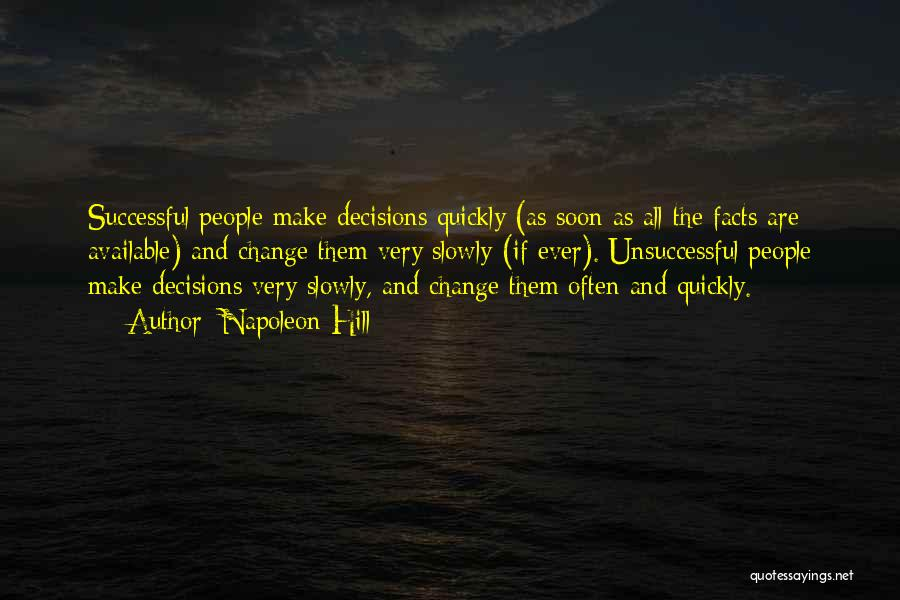 Very Motivational Quotes By Napoleon Hill