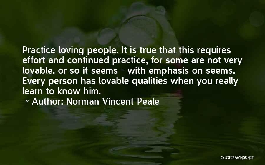 Very Motivational Quotes By Norman Vincent Peale