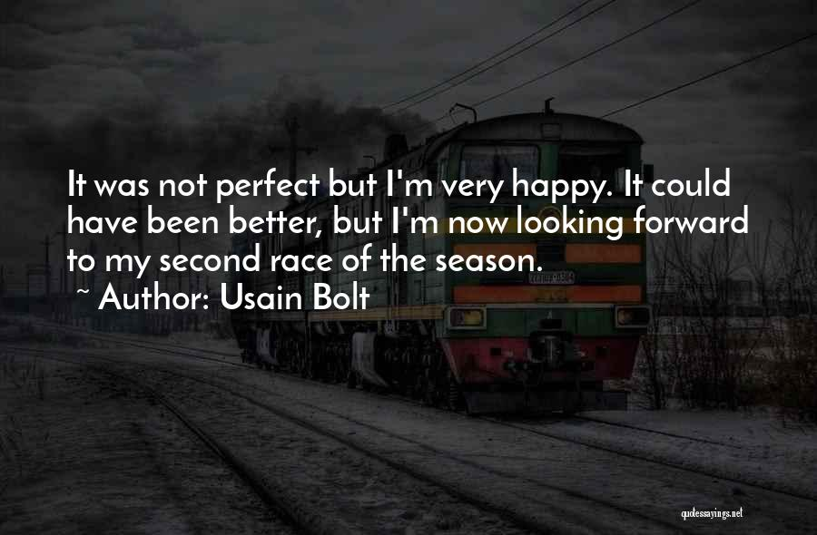 Very Motivational Quotes By Usain Bolt