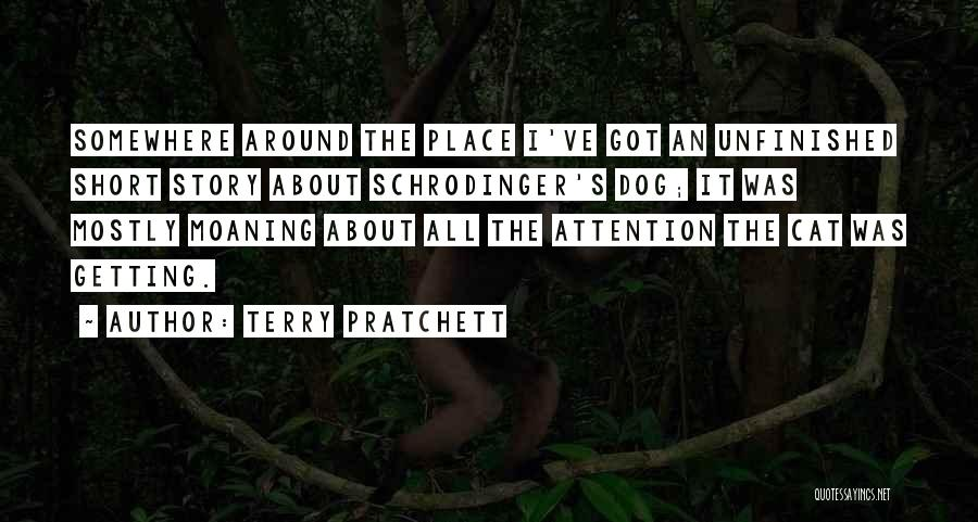 Very Short Dog Quotes By Terry Pratchett