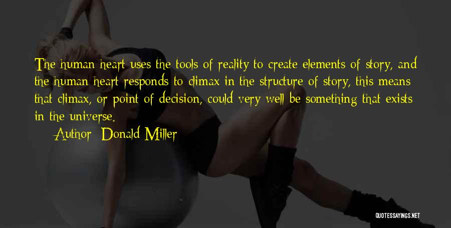 Very Well Quotes By Donald Miller