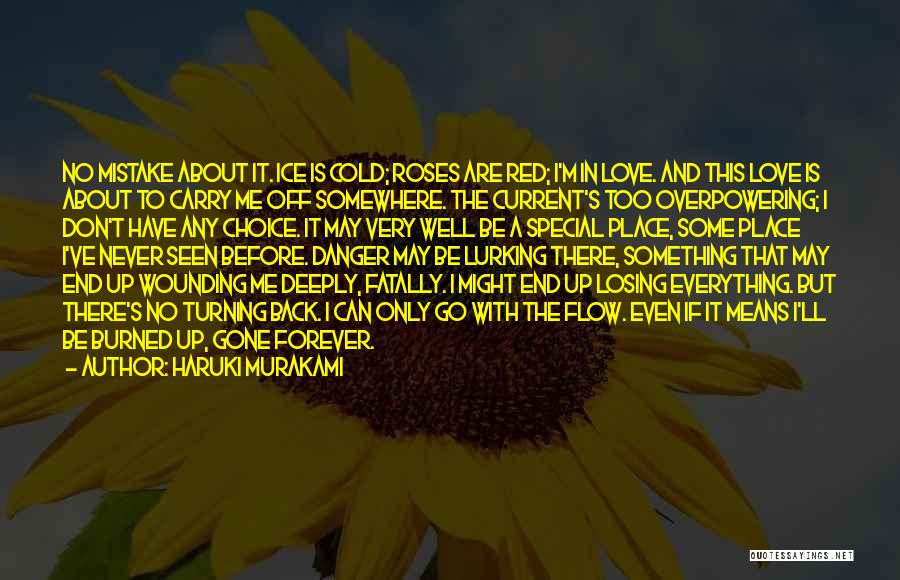 Very Well Quotes By Haruki Murakami
