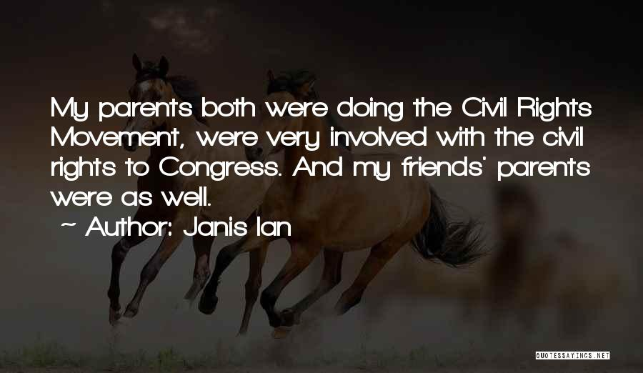 Very Well Quotes By Janis Ian