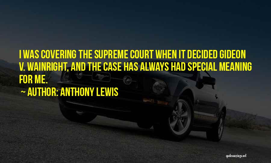 V'ger Quotes By Anthony Lewis