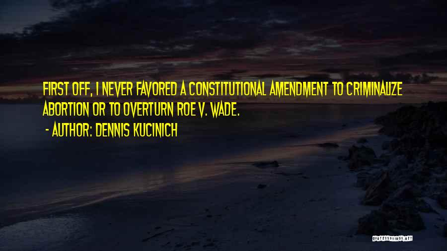 V'ger Quotes By Dennis Kucinich