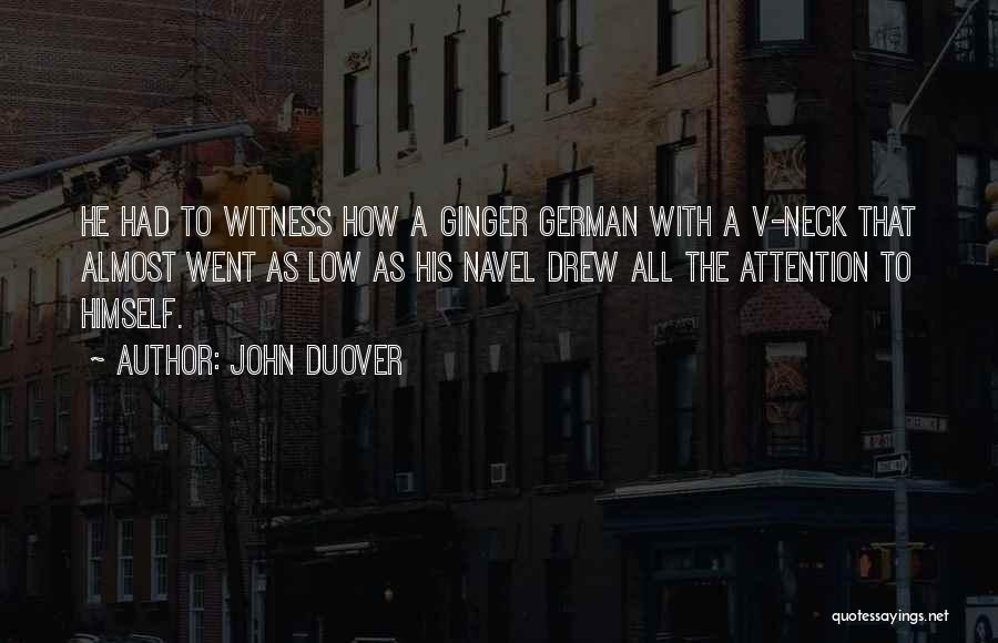 V'ger Quotes By John Duover