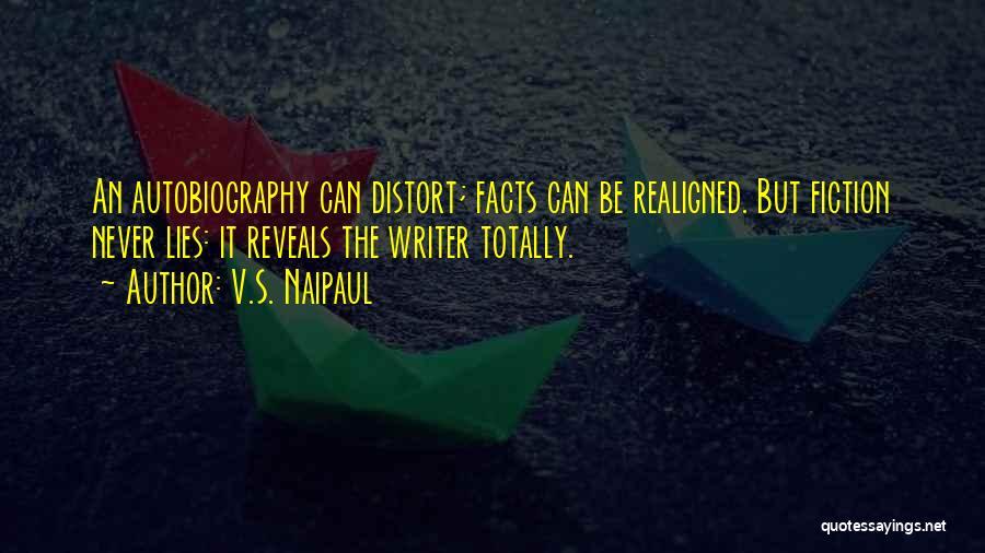 V'ger Quotes By V.S. Naipaul