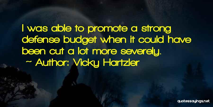 Vicky Hartzler Quotes 516252