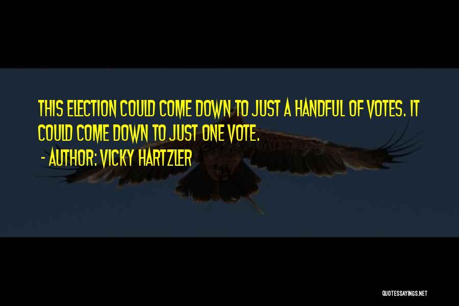 Vicky Hartzler Quotes 740764